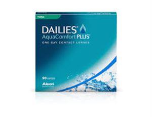 Picture of Dailies Aqua Comfort Plus Toric (90 pcs in the box)