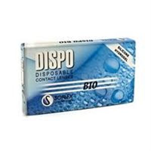 Слика за Dispo Bio (3 леќи во кутија)