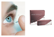 Picture of DAILIES TOTAL1® - new daily contact lenses