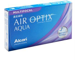 Picture of Air Optix Aqua Multifocal (3 pcs in the box)