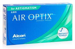 Picture of Air Optix Astigmatism (6 pcs in the box)