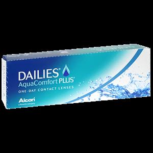 Слика за Dailies Aqua Comfort Plus (30 леќи во кутија)