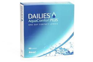 Слика за Dailies Aqua Comfort Plus (90 леќи во кутија)